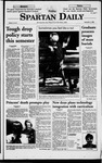 Spartan Daily, September 4, 1998 by San Jose State University, School of Journalism and Mass Communications