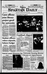Spartan Daily, September 9, 1998 by San Jose State University, School of Journalism and Mass Communications