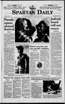 Spartan Daily, September 14, 1998 by San Jose State University, School of Journalism and Mass Communications