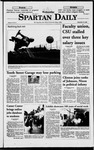 Spartan Daily, September 16, 1998 by San Jose State University, School of Journalism and Mass Communications