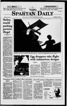 Spartan Daily, September 17, 1998 by San Jose State University, School of Journalism and Mass Communications