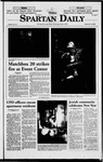 Spartan Daily, September 18, 1998 by San Jose State University, School of Journalism and Mass Communications