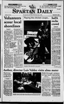 Spartan Daily, September 21, 1998 by San Jose State University, School of Journalism and Mass Communications
