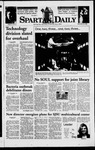 Spartan Daily, September 24, 1998 by San Jose State University, School of Journalism and Mass Communications