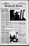 Spartan Daily, September 25, 1998