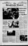 Spartan Daily, September 28, 1998 by San Jose State University, School of Journalism and Mass Communications