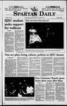 Spartan Daily, October 19, 1998