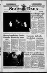 Spartan Daily, October 20, 1998