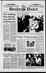 Spartan Daily, October 22, 1998 by San Jose State University, School of Journalism and Mass Communications