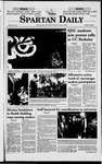 Spartan Daily, October 23, 1998 by San Jose State University, School of Journalism and Mass Communications