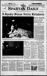 Spartan Daily, October 29, 1998 by San Jose State University, School of Journalism and Mass Communications