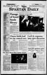 Spartan Daily, November 5, 1998