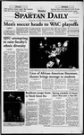 Spartan Daily, November 9, 1998
