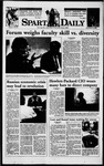 Spartan Daily, November 11, 1998 by San Jose State University, School of Journalism and Mass Communications