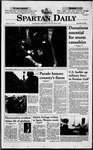 Spartan Daily, November 12, 1998 by San Jose State University, School of Journalism and Mass Communications