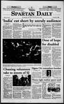 Spartan Daily, November 16, 1998