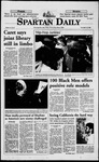 Spartan Daily, November 18, 1998