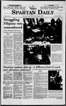 Spartan Daily, December 1, 1998 by San Jose State University, School of Journalism and Mass Communications