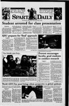 Spartan Daily, December 2, 1998 by San Jose State University, School of Journalism and Mass Communications