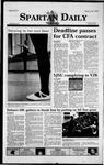 Spartan Daily, January 26, 1999