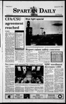 Spartan Daily, January 28, 1999 by San Jose State University, School of Journalism and Mass Communications