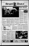 Spartan Daily, February 2, 1999 by San Jose State University, School of Journalism and Mass Communications