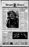Spartan Daily, February 3, 1999 by San Jose State University, School of Journalism and Mass Communications