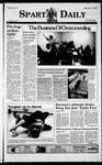 Spartan Daily, February 4, 1999 by San Jose State University, School of Journalism and Mass Communications