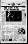 Spartan Daily, February 5, 1999 by San Jose State University, School of Journalism and Mass Communications