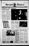 Spartan Daily, February 8, 1999 by San Jose State University, School of Journalism and Mass Communications