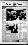 Spartan Daily, February 9, 1999 by San Jose State University, School of Journalism and Mass Communications