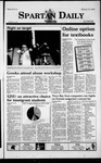 Spartan Daily, February 10, 1999 by San Jose State University, School of Journalism and Mass Communications