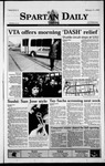 Spartan Daily, February 11, 1999 by San Jose State University, School of Journalism and Mass Communications