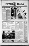 Spartan Daily, February 12, 1999 by San Jose State University, School of Journalism and Mass Communications