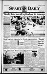 Spartan Daily, February 15, 1999