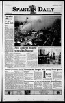 Spartan Daily, February 19, 1999 by San Jose State University, School of Journalism and Mass Communications