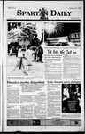 Spartan Daily, February 22, 1999 by San Jose State University, School of Journalism and Mass Communications