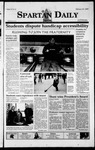 Spartan Daily, February 23, 1999 by San Jose State University, School of Journalism and Mass Communications