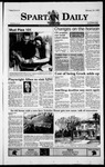Spartan Daily, February 24, 1999 by San Jose State University, School of Journalism and Mass Communications