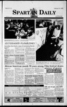 Spartan Daily, February 25, 1999 by San Jose State University, School of Journalism and Mass Communications
