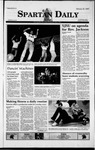 Spartan Daily, February 26, 1999 by San Jose State University, School of Journalism and Mass Communications