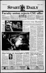 Spartan Daily, March 1, 1999 by San Jose State University, School of Journalism and Mass Communications