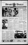 Spartan Daily, March 8, 1999 by San Jose State University, School of Journalism and Mass Communications