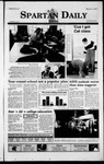 Spartan Daily, March 9, 1999 by San Jose State University, School of Journalism and Mass Communications
