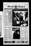 Spartan Daily, March 10, 1999 by San Jose State University, School of Journalism and Mass Communications