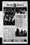 Spartan Daily, March 11, 1999 by San Jose State University, School of Journalism and Mass Communications