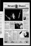 Spartan Daily, March 12, 1999 by San Jose State University, School of Journalism and Mass Communications