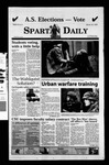 Spartan Daily, March 18, 1999