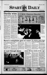 Spartan Daily, March 22, 1999