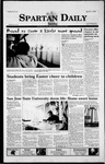 Spartan Daily, April 6, 1999